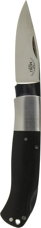Moki Unisex – Erwachsene Taschenmesser M Micarta silber one Größe B00FKWU4QI  Wartungsfähigkeit