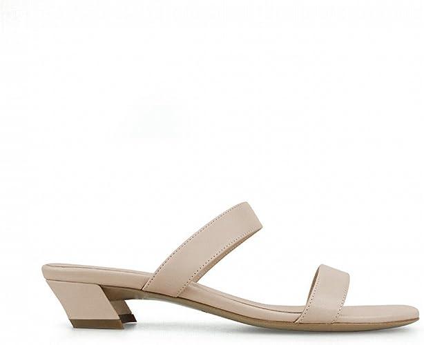 DHG Mot de Mode avec des Chaussures Courtes Et Porter des Femmes,Abricot,34