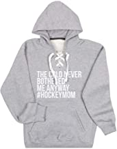 Hockey Sport Lace Sweatshirt | The Cold Never Bothered Me | Multiple Sizes