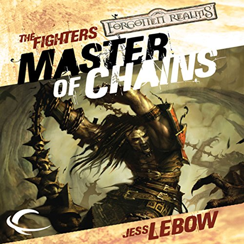Master of Chains audiobook cover art