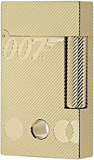 S.T. Dupont Ligne 2 James Bond 007 yllow Gold Lighter Collector Box