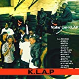 Make 'Em-Klap (Feat. Thorne, Pmdee, McMate, Mystik, 2dope, Badkid, Lady Thug, Fresh T, Digits, Phil-Cee, Sharks' 34, Elbreezy, Kiss Money, Thamue) [Explicit]