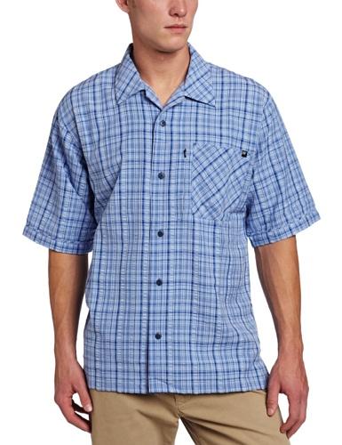 BLACKHAWK Men's 1700 Shirt (Blue Plaid, XX-Large)