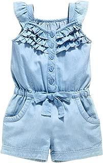 Lenfesh Baby Infant Gestrickt Nette Karikatur Kaninchen Romper Jumpsuit Overall Strampler Weste Outfits