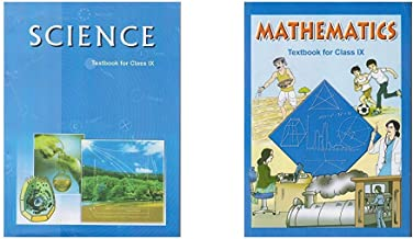 NCERT BOOK FOR MATH AND SCIENCE IN CLASS 9th (COMBO PACK) [Paperback] NCERT