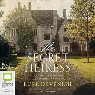 The Secret Heiress cover art
