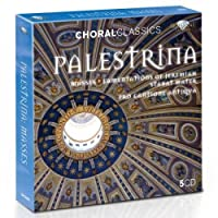 Palestrina: Masses; Lamentations of Jeremiah & Stabat Mater by Pro Cantione Antiqua (2011-11-15)