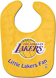 Wincraft NBA Los Angeles Lakers WCRA2059914 All Pro Baby Bib 70f741cb0