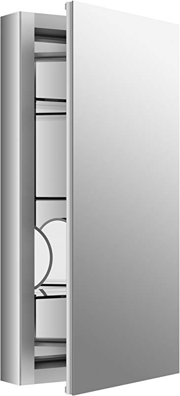 KOHLER K 99001 NA Verdera 15 Inch By 30 Inch Slow Close Medicine Cabinet With Magnifying Mirror