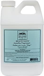 The Good Home Beach Days LAUNDRY Fragrance Refill, 64 Ounce
