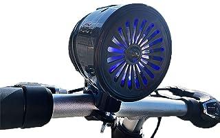 $61 » N \ A Bluetooth Motorcycle Handlebar Mount Speakers, Mp3 Music Player Audio Amplifier System USB, MicorSD, FM Radio, Appli...
