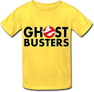 Big Boys Girls A Ghost Busters logo 2016 Tee