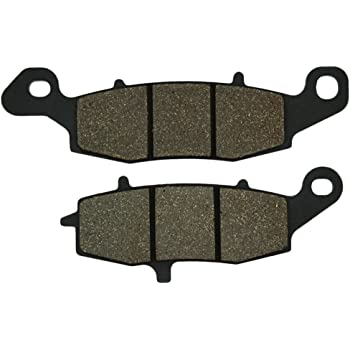 for Kawasaki Vulcan 1600 VN1600 Nomad 2005 2006 2007 2008 Rear Brake Pads