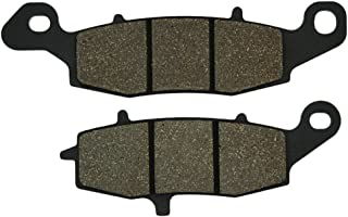 Cyleto Front Brake Pads for Suzuki GS500 GS 500 1996-2010 / XF650 Freewind XF 650 1997 1998 1999 2000 2001 2002