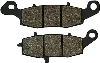 Cyleto Rear Brake Pads for Suzuki VZR1800 VZR 1800 Boulevard M109R M109R2 M109RZ 2006 2007 2008 2009 2010 2011 2012 2013 2014 2015