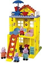 peppa pig block house