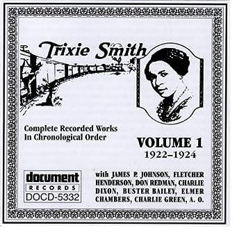 Trixie Smith Vol. 1 1922-1924
