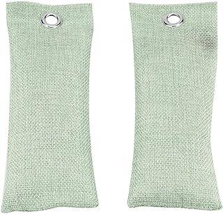 2 Unids Carbón Activado Desodorante Naturalmente Activado