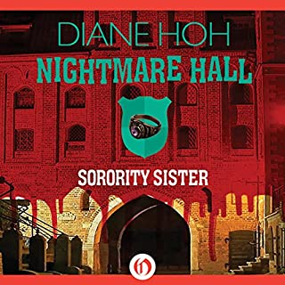 Sorority Sister                   By:                                                                                                                                 Diane Hoh                               Narrated by:                                                                                                                                 Tara Sands                      Length: 4 hrs and 11 mins     2 ratings     Overall 4.5