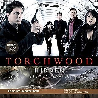 Torchwood cover art