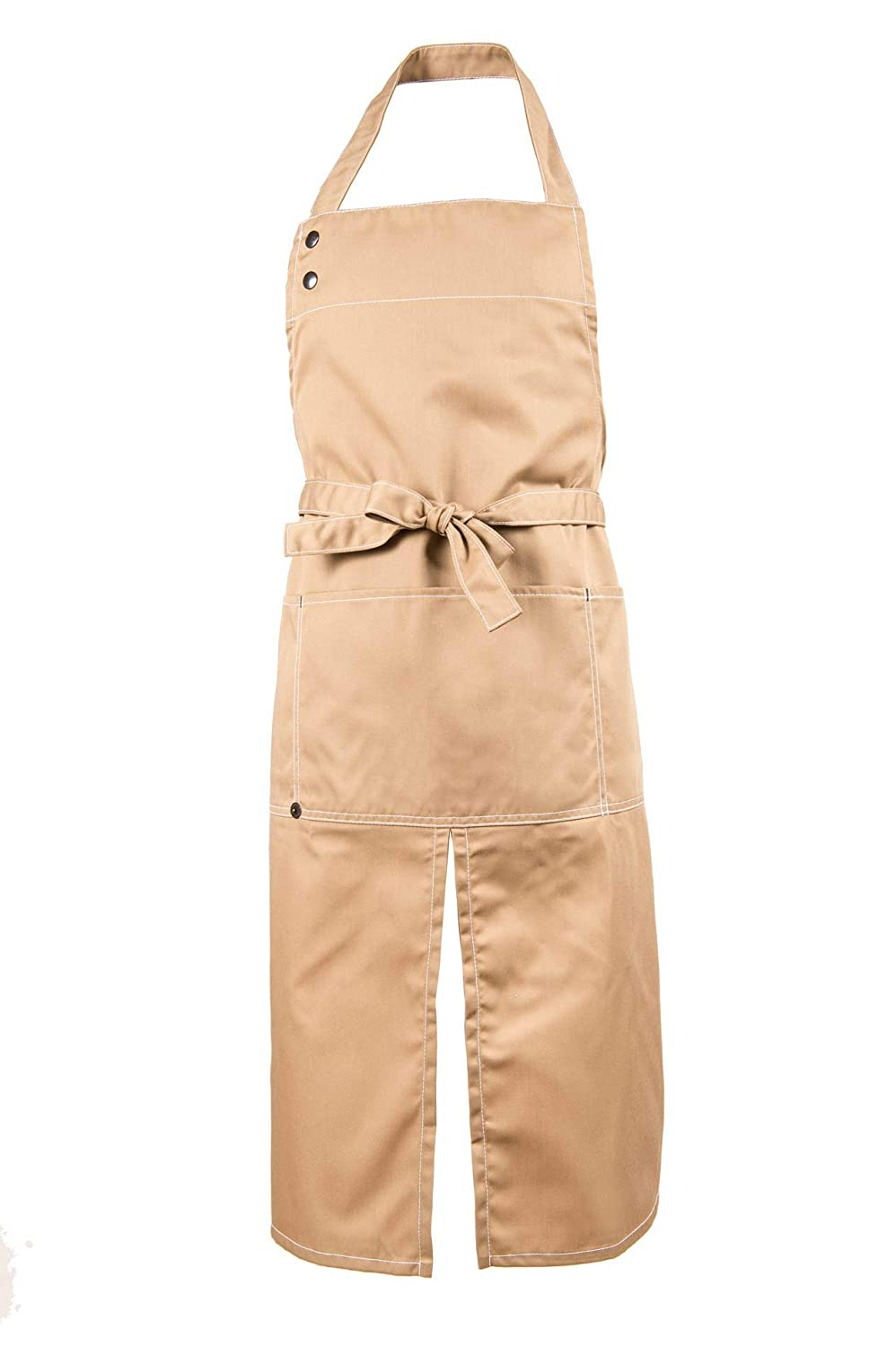 Beige Apron - We OFFer at cheap prices En Travaux Cours High order