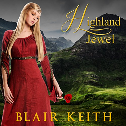 Highland Jewel audiobook cover art