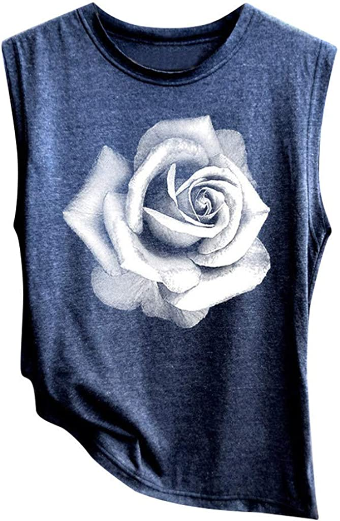 Womens Tops and Blouses Womens Camisoles and Tanks Summer Casual Button V Neck Spaghetti Strap Cami Loose Fit Tank Tops Vest Blouse Gray