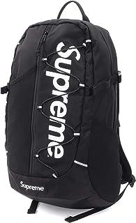 Supreme/シュプリーム 210D Cordura Ripstop Nylon 20L Backpack/コーデュラ リップストップ ナイロン バックパック Black/ブラック 2017SS 正規品