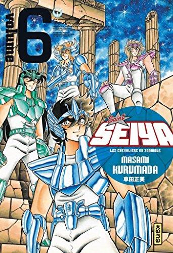 Saint Seiya - Deluxe (les chevaliers du zodiaque) - Tome 6