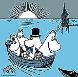 Joy with Moomin-Go to the Beach 海へ