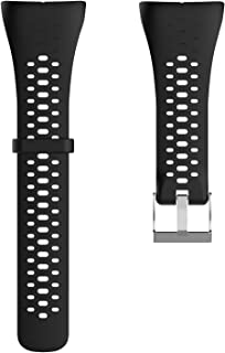 Meiruo Silicone Wristband for Polar M400/ Polar M430 GPS Running Smart Watch, Replacement Watch Strap for Polar M400/ M430