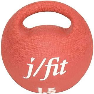 JFIT j/fit Premium Handle Medicine Ball