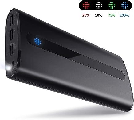 Todamay Power Bank 24000mAh Ultra-Portable Phone Charger...
