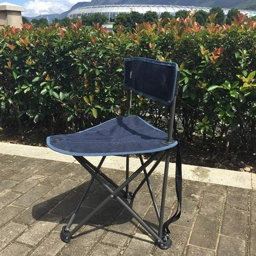 JYST Klappstuhl Angelstuhl Zeichnen Bank Skizzieren Stuhl im Freien Dreieck Stuhl Hocker Klappstuhl Camping Strandkorb