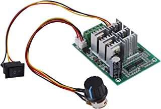 DC 5V-36V Brushless Motor Speed Controller Board 15A 3-Phase CW CCW Reversible Switch Regulator Module