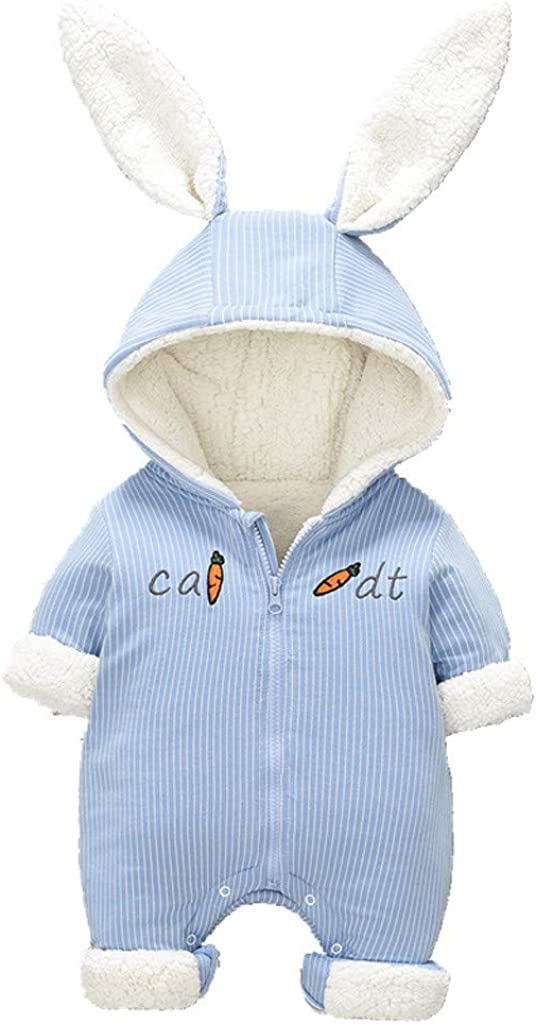Geagodelia Kids Jumpsuits Romper Hooded Long Sleeve Cartoon Jumpsuit Autumn Winter Clothing Christmas Halloween