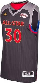 adidas Stephen Curry Golden State Warriors 2017 NBA All Star Swingman Jersey
