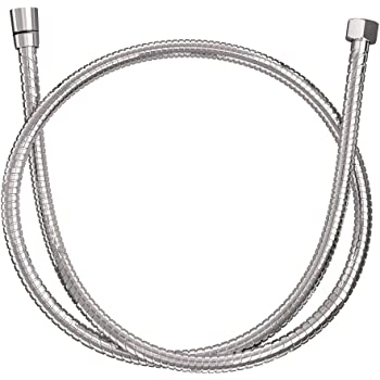 Danze Da664209n Stainless Steel Braided Pre Rinse Hose For Kitchen Faucet 25 Inch Chrome Plumbing Hoses Amazon Com