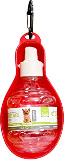 HOUZE Pet Drinking Bottle, Red