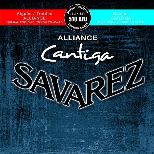 Savarez Alliance Cantiga 510ARJ Saitensatz für klassische Gitarre