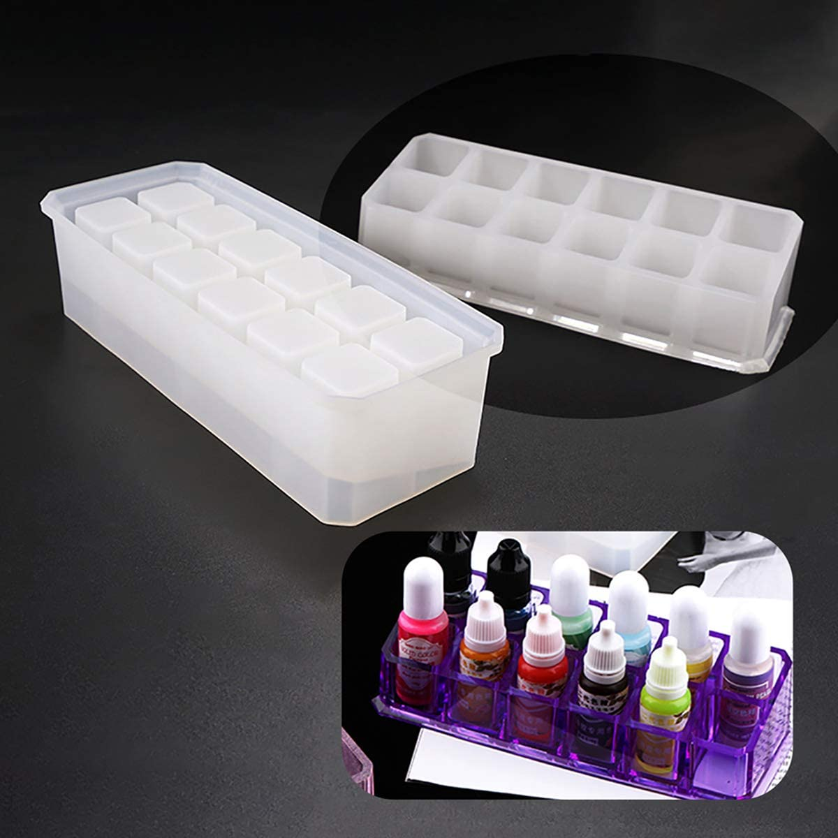 iSuperb Silicone Resin Model Epoxy Ma Models Sale price Jewelry Casting Time sale Box