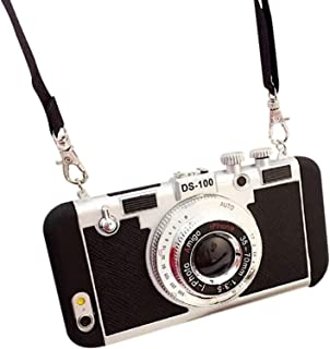 Yagerod New Emily in Paris Phone Case Vintage Camera,Modern