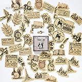 XXCKA Diseños Nail Art Sticker Set Windmill Fantasy Patrones de imágenes Calcomanías de Transferencia de Agua Nail Beauty DIY Tattoos Manicure