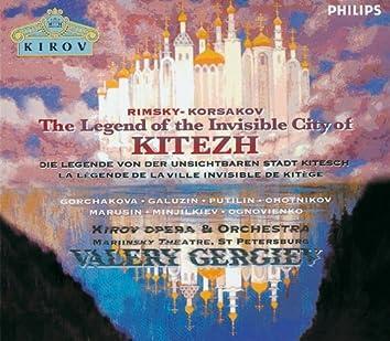 Rimsky-Korsakov: The Invisible City of Kitezh