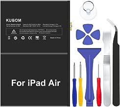 Best ipad air battery Reviews