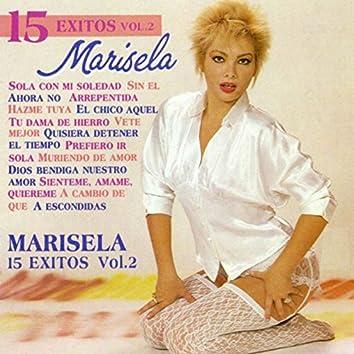15 Éxitos de Marisela  Vol. 2