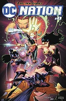 Comic DC NATION #0 JLA VAR ED RELEASE DATE 5/2/2018 Book