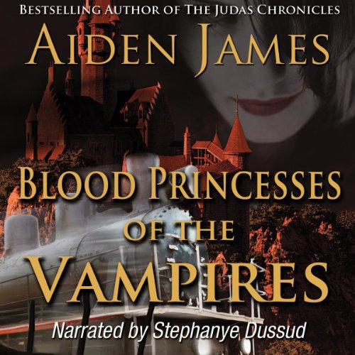 Couverture de Blood Princesses of the Vampires
