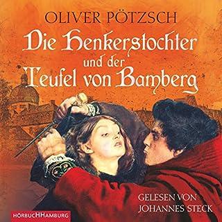 Die Henkerstochter und der Teufel von Bamberg audiobook cover art