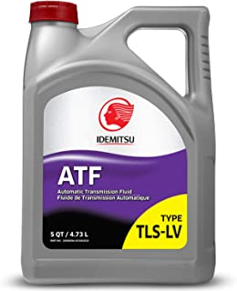 Idemitsu 30040096-95300C020 ATF Type TLS-LV (WS) Automatic Transmission Fluid for Toyota/Lexus/Scion-5 Quart